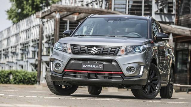 Suzuki trình làng Jimny, Vitara phiên bản mới khiến khách hàng Việt thêm ngóng đợi - Ảnh 4.
