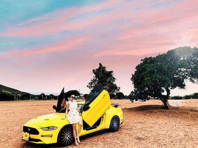 Hot girl mới tậu Ferrari 458 Spider thứ 2 tại Việt Nam là ai? - Ảnh 8.
