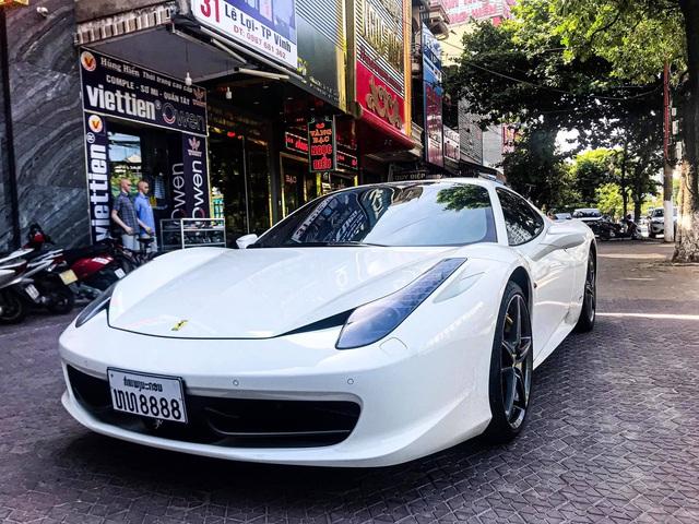 Hot girl mới tậu Ferrari 458 Spider thứ 2 tại Việt Nam là ai? - Ảnh 4.