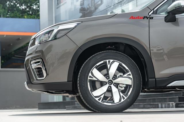 Đánh giá nhanh Subaru Forester 2019: Le lói cơ hội trước Honda CR-V và Mazda CX-5 - Ảnh 6.