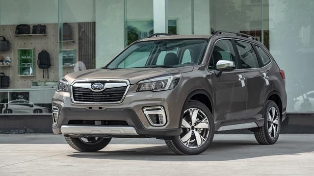 Subaru nói gì về lỗi 'cá vàng' trên xe Forester tại Việt Nam?