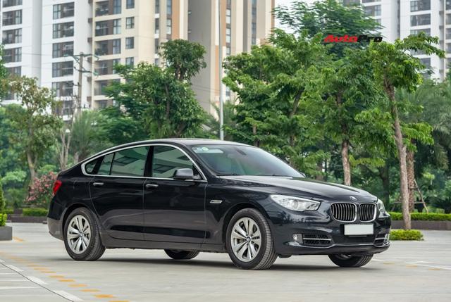 BMW 535i GT sau gần 1 thập kỷ: Bỏ hơn 900 triệu mua xe sang hàng hiếm với 306 mã lực - Ảnh 12.