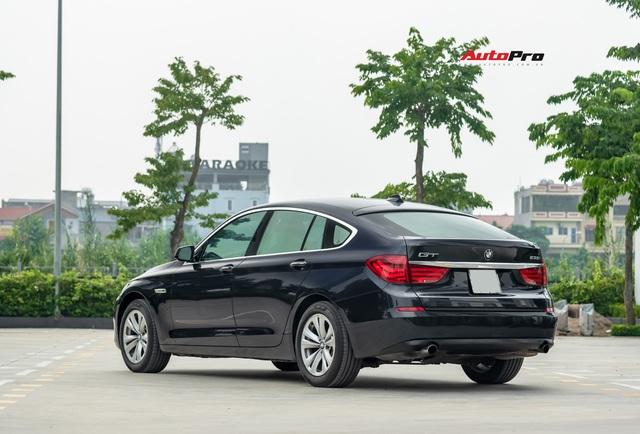 BMW 535i GT sau gần 1 thập kỷ: Bỏ hơn 900 triệu mua xe sang hàng hiếm với 306 mã lực - Ảnh 4.