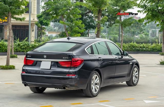 BMW 535i GT sau gần 1 thập kỷ: Bỏ hơn 900 triệu mua xe sang hàng hiếm với 306 mã lực - Ảnh 6.