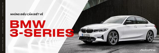 BMW 330i M Sport 2019 có giá tạm tính gần 2,4 tỷ đồng, đắt hơn cả Mercedes-Benz E 200 Sport - Ảnh 4.