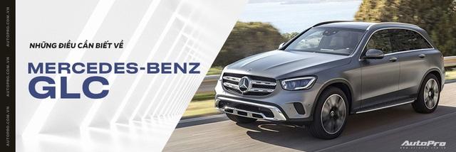 Ra mắt Mercedes-Benz GLC 2020 tại Việt Nam: Giá từ 1,75 tỷ, thấp hơn BMW X3 gần 800 triệu đồng - Ảnh 14.