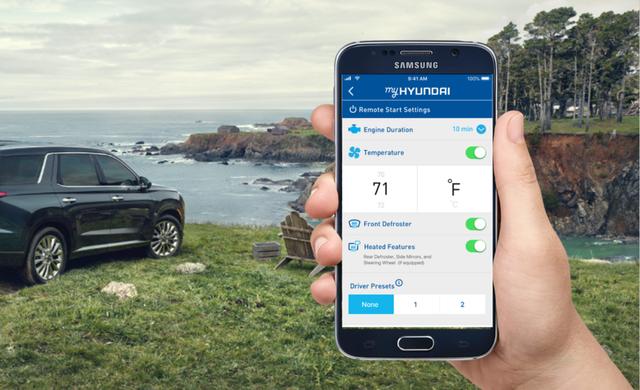 10 tính năng thông minh ít ai biết trên Hyundai Palisade - SUV đang gây sốt tại Việt Nam - Ảnh 10.