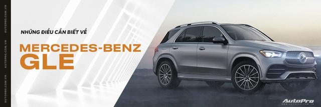 Ra mắt Mercedes-Benz GLE 2019: Thiết kế mượt mà, công nghệ vượt trội - Ảnh 10.