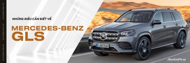 Đại lý nhận đặt cọc khủng long Mercedes GLS 2020 - kẻ thách thức BMW X7 và Lexus LX570 chuẩn bị về Việt Nam - Ảnh 6.