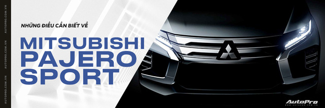 Mitsubishi Pajero Sport 2020 sắp ra mắt Việt Nam lộ thêm thông tin trước giờ G: Full option như xe Thái, đe doạ Toyota Fortuner - Ảnh 7.