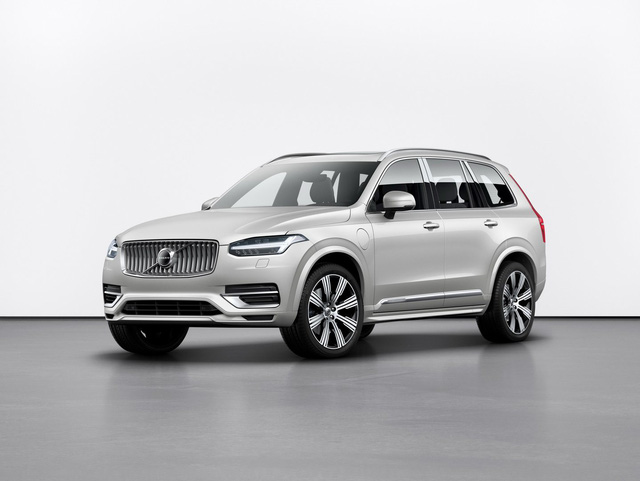 Volvo nhắm đối đầu BMW X7 bằng SUV chủ lực mới, xếp trên XC90 - Ảnh 1.