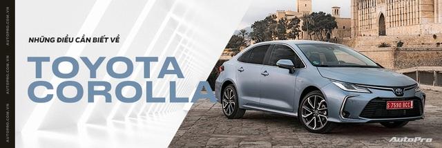 Toyota Corolla Altis 2020 sắp bán tại Việt Nam rò rỉ thông số với giá dự kiến rẻ hơn trước, quyết đấu Mazda3 - Ảnh 6.