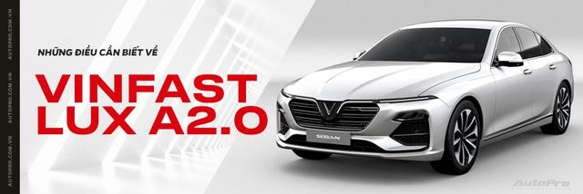 VinFast Lux A2.0 - Xe Việt dùng nền tảng BMW với tầm giá Toyota Camry - Ảnh 15.