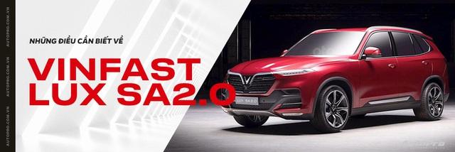 Mua 'full option' chưa thoả mãn, chủ xe VinFast Lux SA2.0 chi 400 triệu độ hệ thống âm thanh mới - Ảnh 6.