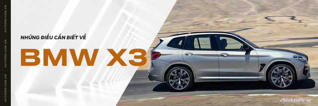 BMW X3 2019 chào khách Việt với 3 phiên bản - Đối thủ nặng ký của Mercedes-Benz GLC - Ảnh 4.