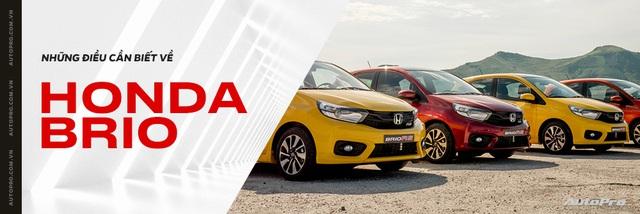 Ra mắt Honda Brio đấu Toyota Wigo tại Việt Nam - Ảnh 5.