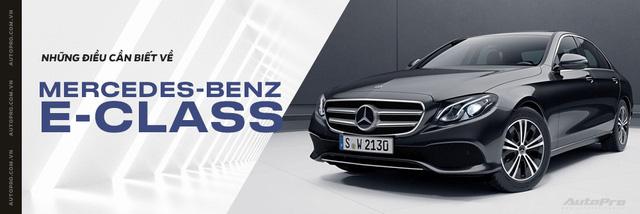 Mercedes-Benz E-Class 2021 ra mắt với thiết kế hiếu chiến và công nghệ hiện đại, tăng sức ép trước BMW 5-Series - Ảnh 14.