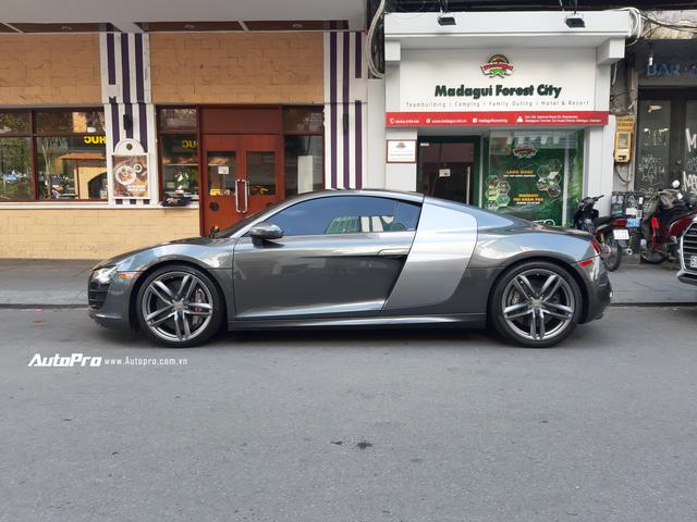 Audi R8 V10 siêu độc tại Việt Nam bất ngờ tăng giá trị sau khi đổi chiếc biển số này - Ảnh 2.