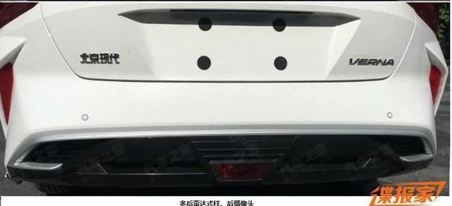 Hyundai Accent 2020 bất ngờ lộ diện trước ngày ra mắt, Toyota Vios phải dè chừng - Ảnh 3.