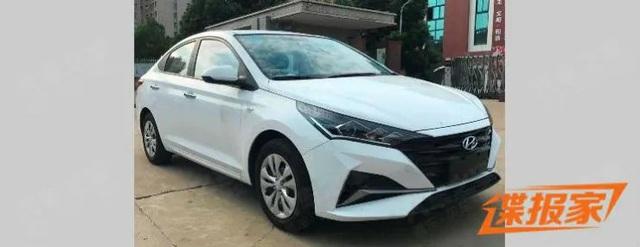 Hyundai Accent 2020 bất ngờ lộ diện trước ngày ra mắt, Toyota Vios phải dè chừng - Ảnh 1.