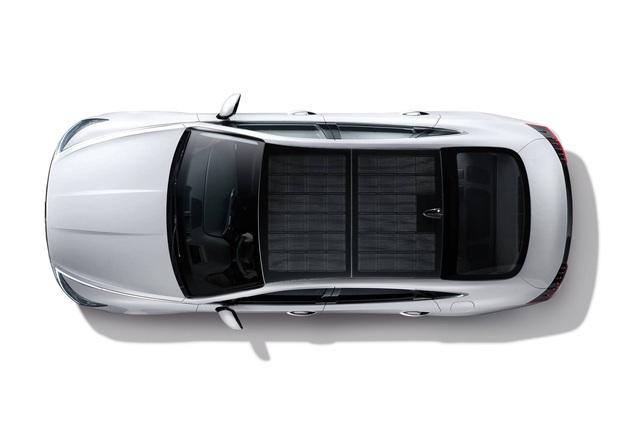 Hyundai Sonata Hybrid 2020 trang bị trần xe hấp thụ năng lượng mặt trời, hộp số mới - Ảnh 4.