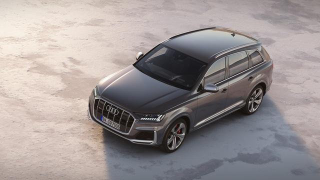 Ra mắt Audi SQ7 TDI 2020: Chương sử sạch sẽ của máy dầu - Ảnh 6.