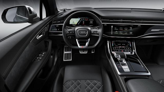 Ra mắt Audi SQ7 TDI 2020: Chương sử sạch sẽ của máy dầu - Ảnh 4.