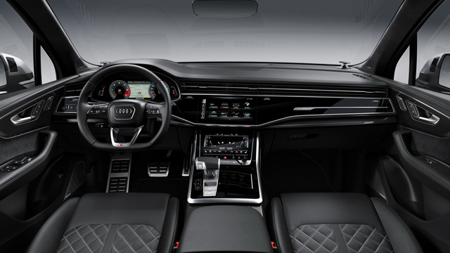 Ra mắt Audi SQ7 TDI 2020: Chương sử sạch sẽ của máy dầu - Ảnh 3.