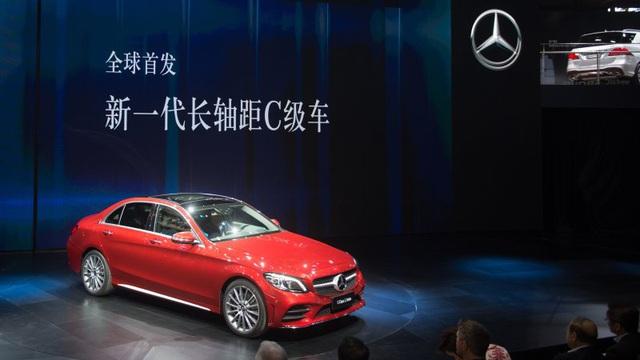 Thêm đại gia Trung Quốc thâu tóm thành công cổ phần Daimler - Ảnh 1.