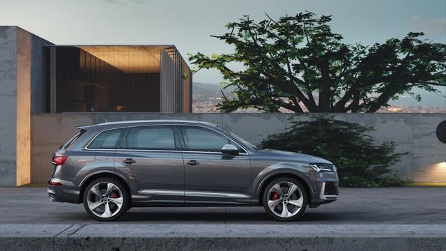 Ra mắt Audi SQ7 TDI 2020: Chương sử sạch sẽ của máy dầu - Ảnh 2.