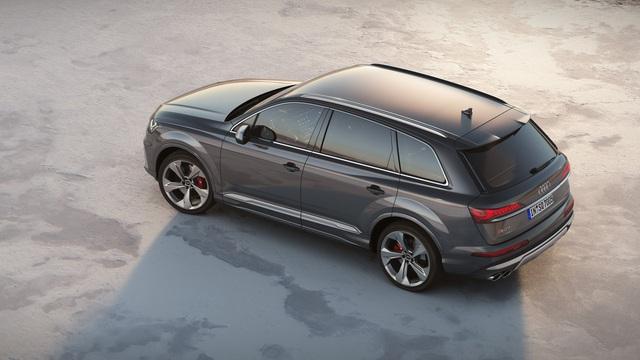 Ra mắt Audi SQ7 TDI 2020: Chương sử sạch sẽ của máy dầu - Ảnh 7.