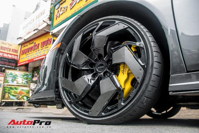 Đỉnh cao độ xe là về zin: Lamborghini Huracan đổi màu nhiều nhất Việt Nam của đại gia Bạc Liêu trở về màu nguyên bản - Ảnh 5.
