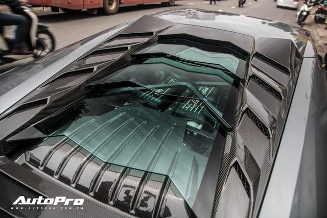 Đỉnh cao độ xe là về zin: Lamborghini Huracan đổi màu nhiều nhất Việt Nam của đại gia Bạc Liêu trở về màu nguyên bản - Ảnh 6.