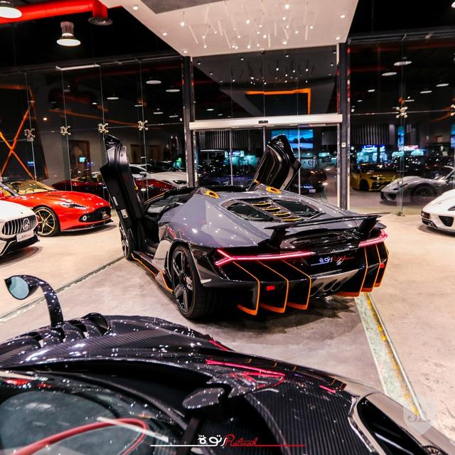 Lamborghini siêu hiếm lên chợ xe cũ với giá gấp đôi ban đầu - Ảnh 2.