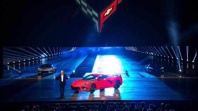 Siêu xe giá rẻ Chevrolet Corvette C8 cho phép chủ nhân tự chọn số VIN - Ảnh 1.