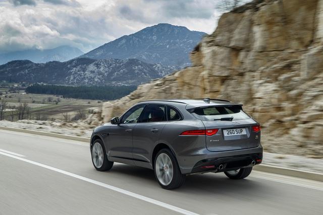 Jaguar xác nhận có J-Pace đấu BMW X7 và có thể là cả A-, B-Pace - Ảnh 1.