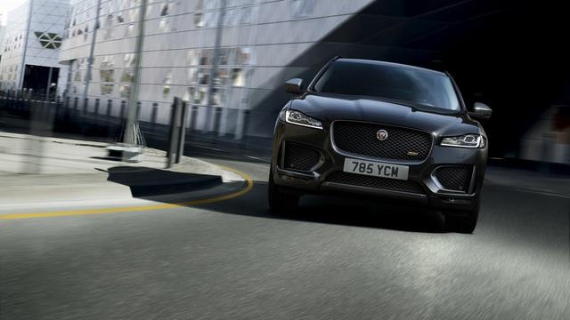 Jaguar xác nhận có J-Pace đấu BMW X7 và có thể là cả A-, B-Pace