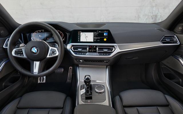 BMW 330i M Sport 2019 có giá tạm tính gần 2,4 tỷ đồng, đắt hơn cả Mercedes-Benz E 200 Sport - Ảnh 3.