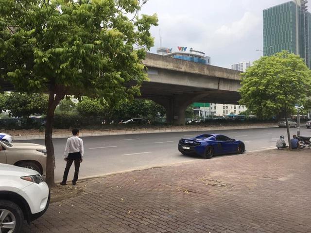McLaren 650S Spider từng của doanh nhân Phạm Trần Nhật Minh lại Bắc tiến để tìm chủ nhân mới - Ảnh 1.