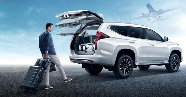 Chi tiết Mitsubishi Pajero Sport 2020 sắp về Việt Nam: Toyota Fortuner cần dè chừng - Ảnh 9.