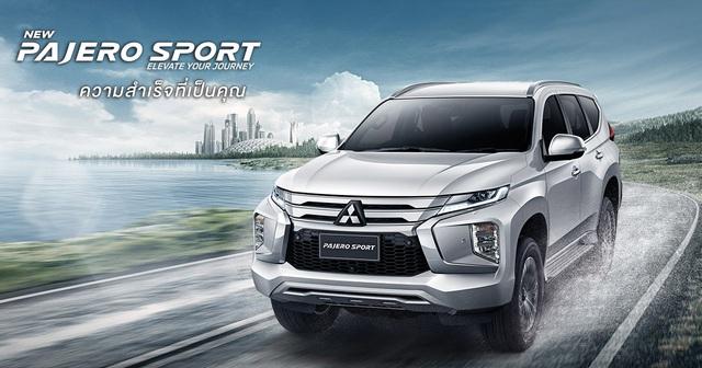 Chi tiết Mitsubishi Pajero Sport 2020 sắp về Việt Nam: Toyota Fortuner cần dè chừng - Ảnh 2.