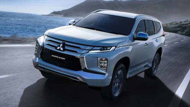 Mitsubishi Pajero Sport 2020 chính thức ra mắt với giá từ 42.000 USD, sẽ về Việt Nam đấu Toyota Fortuner - Ảnh 1.