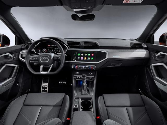 Ra mắt Audi Q3 Sportback 2020, cạnh tranh BMW X2, Mercedes GLA - Ảnh 4.