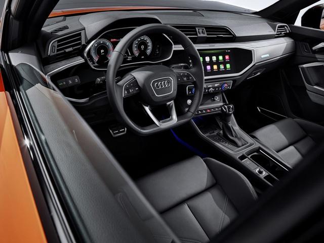 Ra mắt Audi Q3 Sportback 2020, cạnh tranh BMW X2, Mercedes GLA - Ảnh 5.