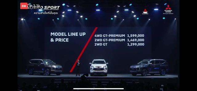 Mitsubishi Pajero Sport 2020 chính thức ra mắt với giá từ 42.000 USD, sẽ về Việt Nam đấu Toyota Fortuner - Ảnh 4.