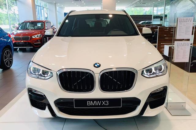 Rẻ hơn tới 300 triệu, chọn Mercedes-Benz GLC mới hay BMW X3 khi cùng nhập khẩu? - Ảnh 6.