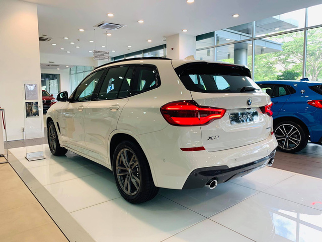 BMW X3 2019 giá từ gần 2,5 tỷ đồng - Bài toán cạnh tranh khó trước Mercedes-Benz GLC - Ảnh 1.