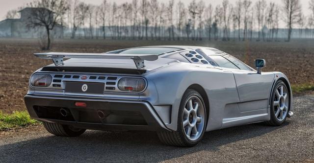 Lộ thông tin về siêu xe Bugatti mới sẽ ra mắt trong tháng sau: Chỉ chịu thua kém xe đắt nhất thế giới - Ảnh 1.