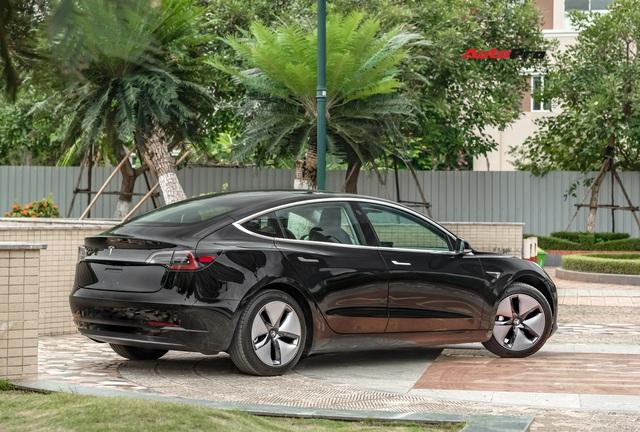 Đánh giá nhanh Tesla Model 3 đầu tiên Việt Nam: 8 điểm thú vị ít ai biết sau mức giá hơn 3 tỷ đồng - Ảnh 20.