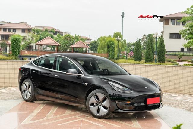 Đánh giá nhanh Tesla Model 3 đầu tiên Việt Nam: 8 điểm thú vị ít ai biết sau mức giá hơn 3 tỷ đồng - Ảnh 16.